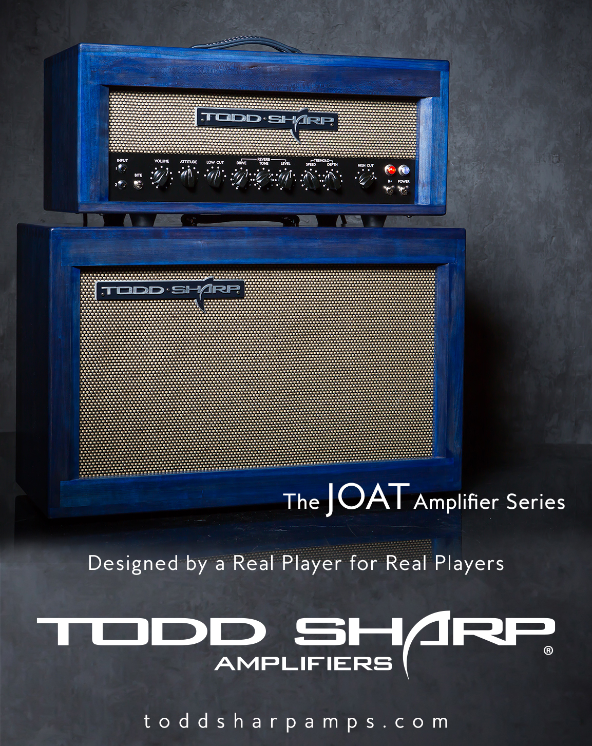 todd sharp amp